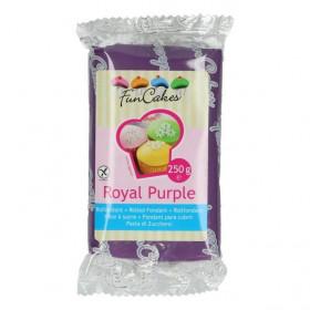 FunCakes Fondant - Royal Purple - 250g