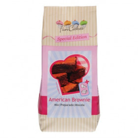 FUNCAKES SPECIAL EDITION MIX FOR AMERICAN BROWNIE 500G