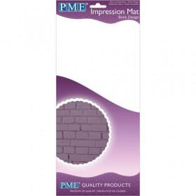 PME Tapis d'Impression - Brique