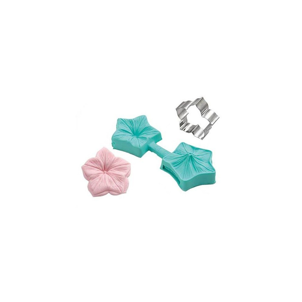Silikomart Sugarflex Veiner -Mini Flower-