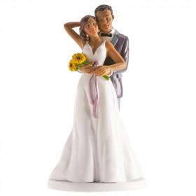 COUPLE DE MARIAGE OSLO 16CM