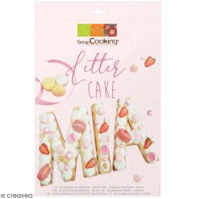 Kit Letter Cake
