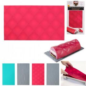 tapis decor pour buche, 4-fois assorti