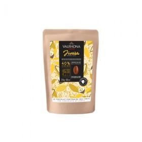 Jivara 40% fève 250 gr Valrhona