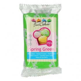 FunCakes Fondant - Spring Green - 250g -