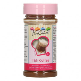 FUNCAKES PÂTE AROMATISANTE -IRISH COFFEE- 100G