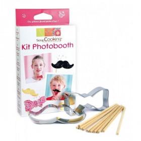 Kit Photobooth - ScrapCooking