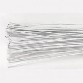 CULPITT FLORAL WIRE WHITE SET/20 -20 GAUGE-