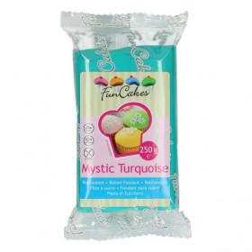 FunCakes Fondant - Mystic Turquoise - 250g