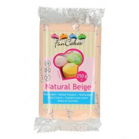 FunCakes Fondant - Natural Beige - 250g