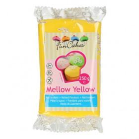 FunCakes Fondant - Mellow Yellow - 250g